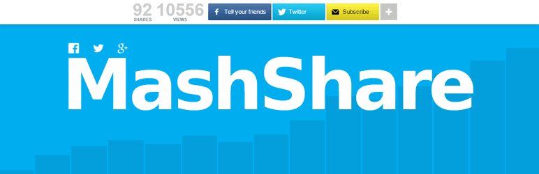 MashShare WordPress Plugin Social Share