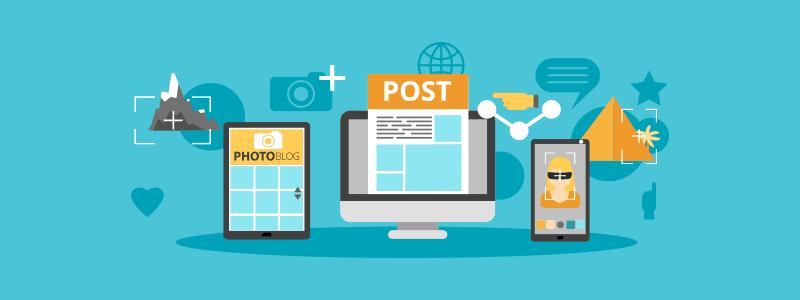 20+ Temas WordPress Premium e Gratis para Blogs, Portfolios e Revistas em 2018