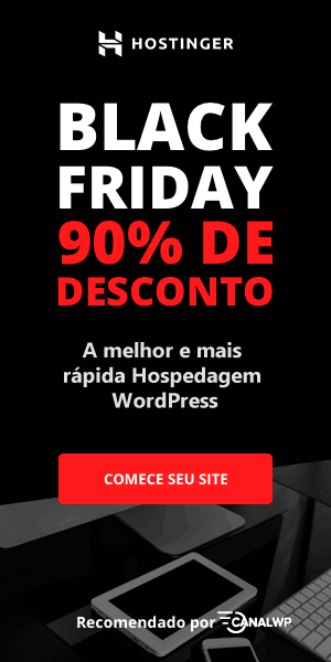 Hospedagem WordPress Hostinger Black Friday