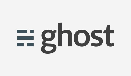 Ghost Plataforma para Blogs