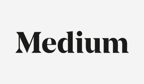 Medium Plataforma de Blogs