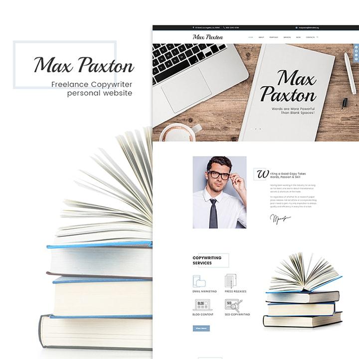 Max Paston