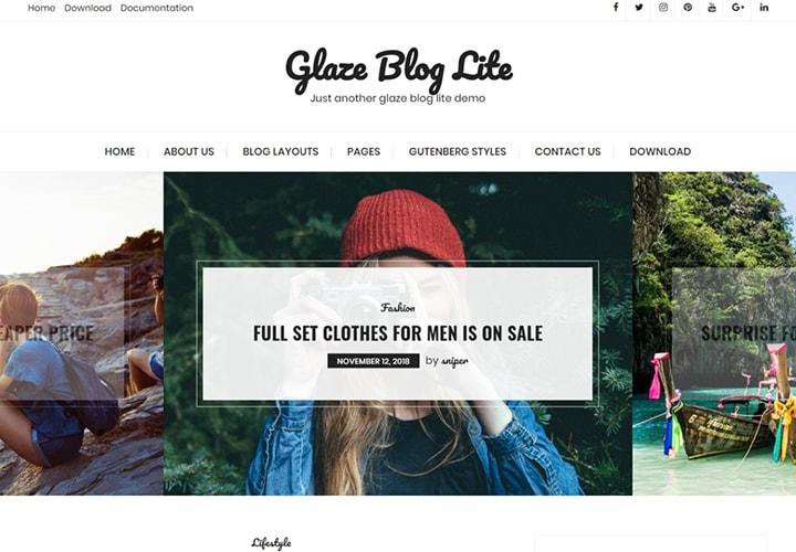 Glaze Blog Life