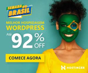 Hospedagem WordPress Hostinger Brasil