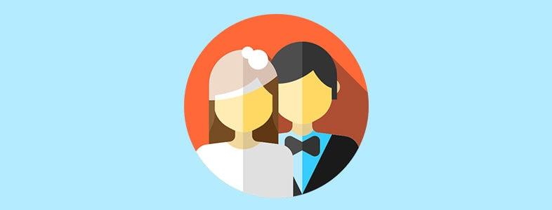 15 Temas WordPress para Gerenciar um Casamento em 2019
