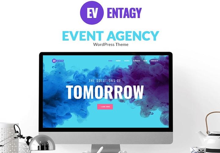 Eventagy - Tema WordPress para Agências de Casamento
