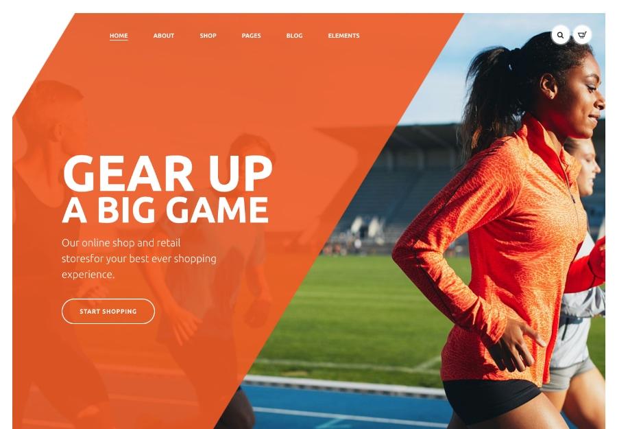 GYM | Loja de Roupas e Equipamento Esportivos