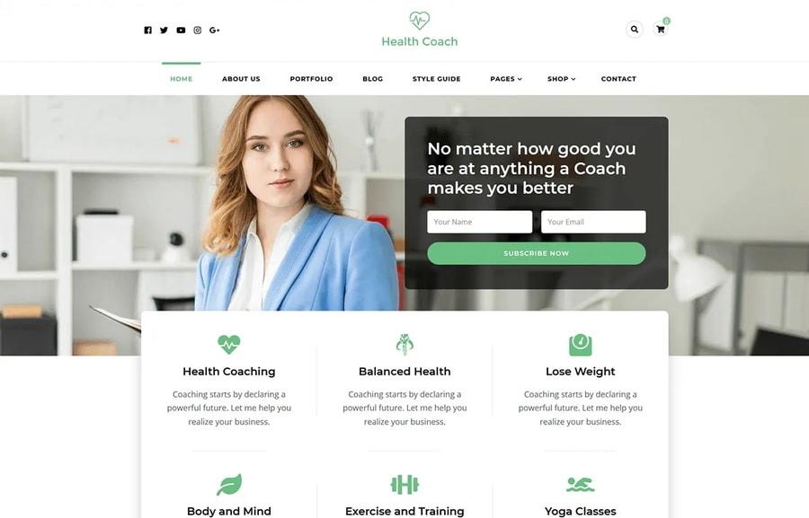 Blossom - Coach de Saúde