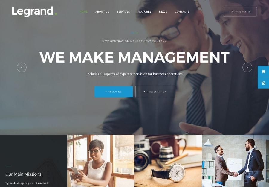 LeGrand - Consultores de Negócios e Financeiros