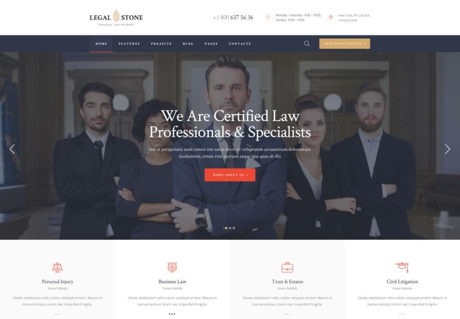 Legal Stone - Escritório de Advocacia e Blog sobre Direito