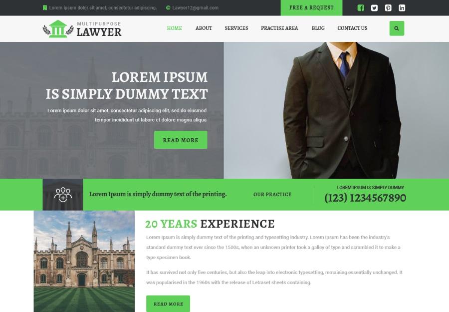 Multipurpose Lawyer - Escritório de Advocacia e Conselheiros