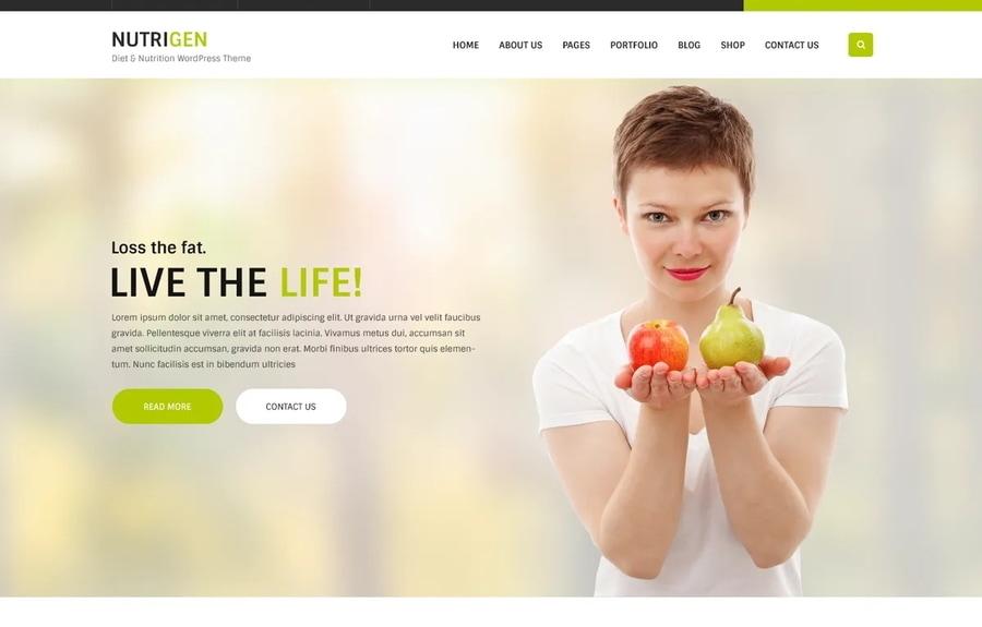 Nutrigen - Nutrição e Alimentação