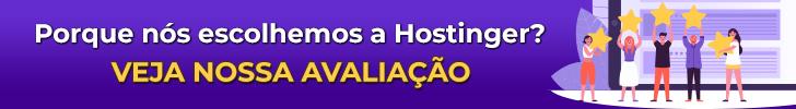 Avaliação Hospedagem WordPress Hostinger