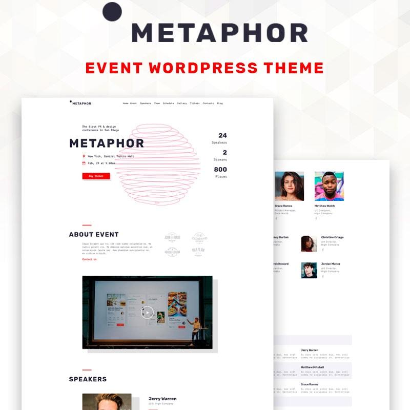 Metaphor - Planejador de Eventos Criativos