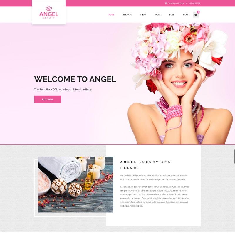 Angel - Salão de Beleza