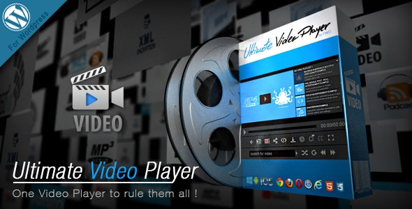 Video Player WordPress - Ultimate Video Player