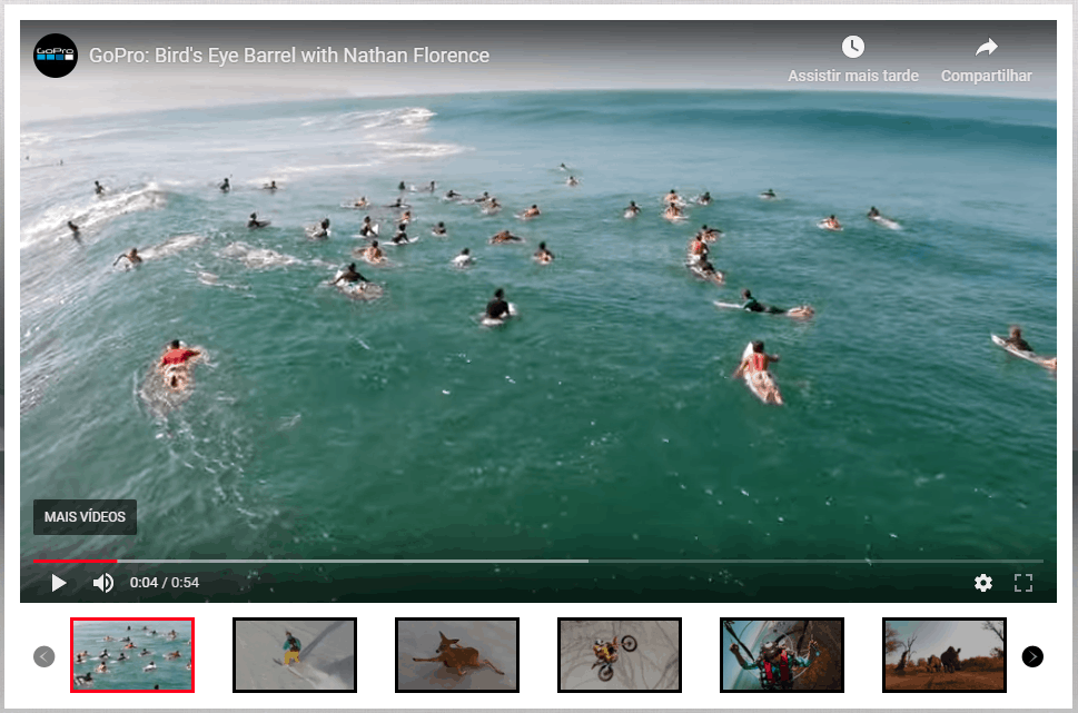 Video Player WordPress - Video Player Fullscreen Video - Detalhes
