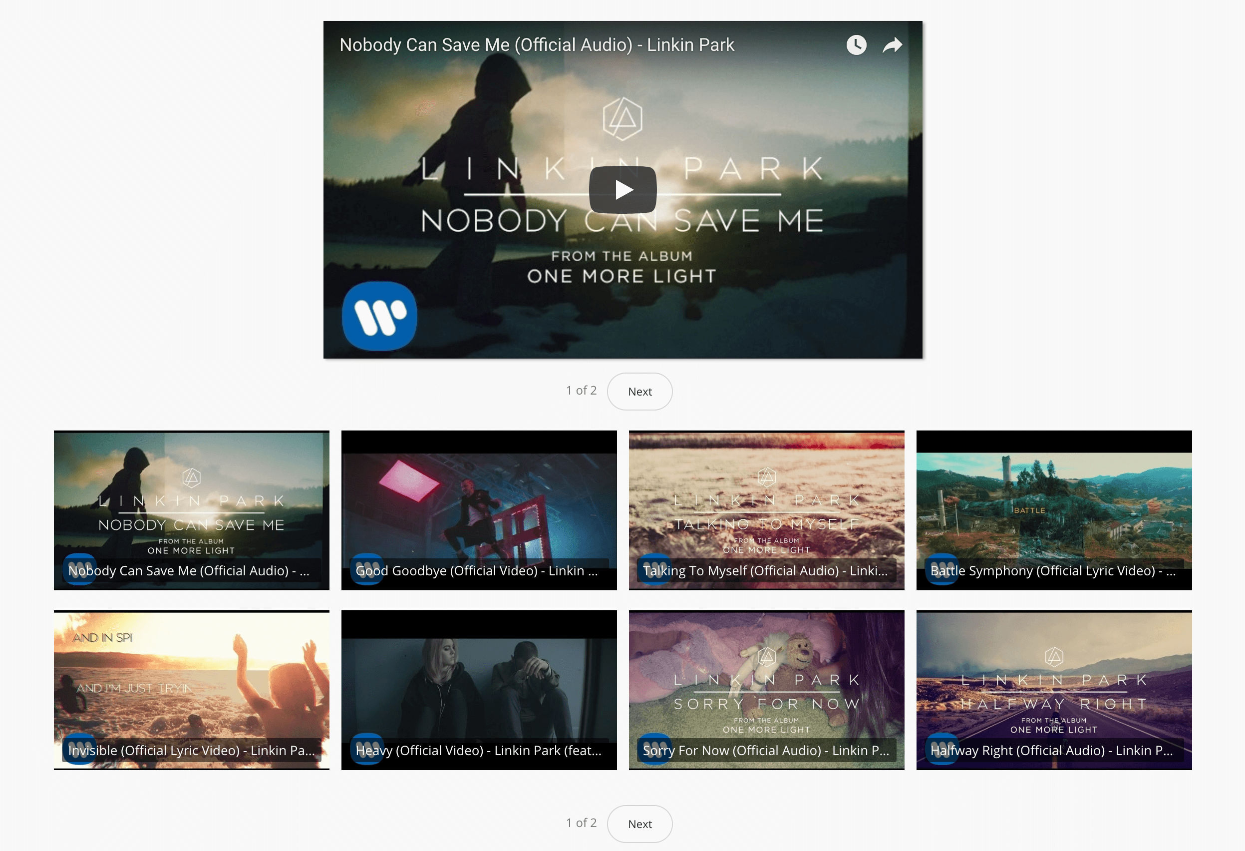 Video Player WordPress - YotuWP - Detalhes