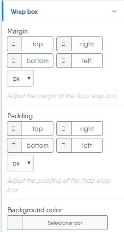 Yuzo Posts Relacionados - Abaixo Conteudo - Tab Design - Wrap Box