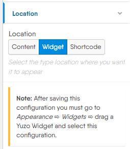 Yuzo Posts Relacionados - Widget
