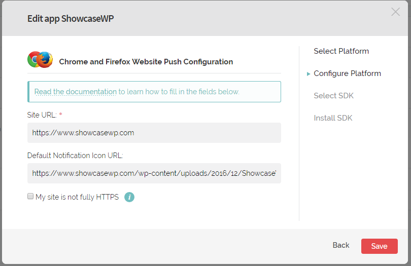 Notificacoes Push WordPress - Configurando Plataforma com HTTPS